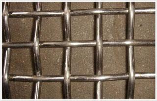 重型轧花网,盘条振动筛,矿筛轧花网