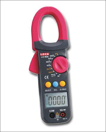 自动量程直流电流钳形多用表LC826