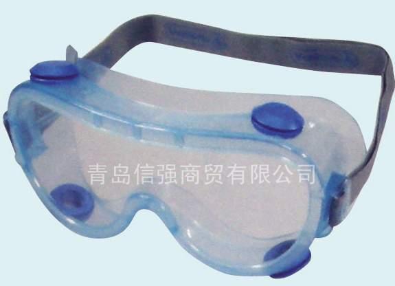 青岛劳保用品批发(防护眼镜正确选择)