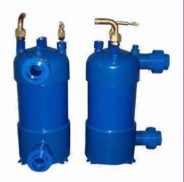 泳池热泵PVC外壳热交换器