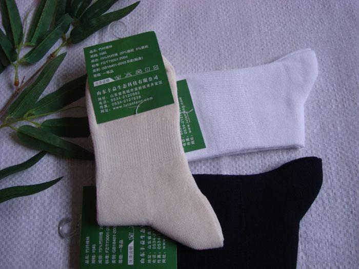 竹纤维运动袜