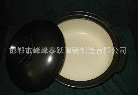 供应陶瓷汤锅