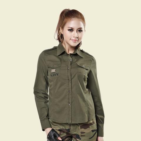 军旅休闲品牌服装加盟