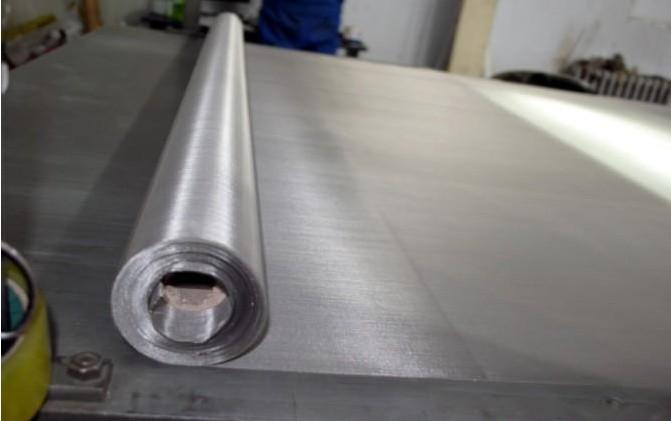 金属丝网 不锈钢丝网 宽幅不锈钢丝网
