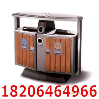 山东海硕分类垃圾桶|户外果皮箱厂家