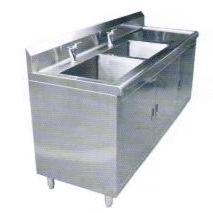 污物清洗槽(两槽,三槽)
