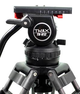 图瑞斯v12三脚架专业摄像机三脚架