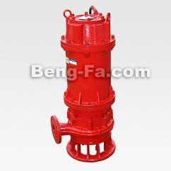 XBD-WQ型潜水消防泵