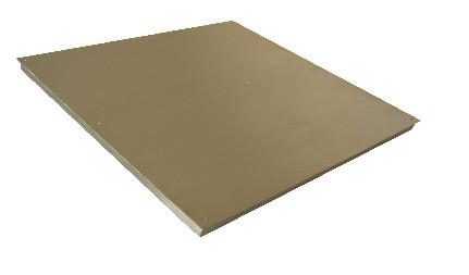 浙江地磅厂家生产销售不锈钢单层小地磅1.5*1.5M