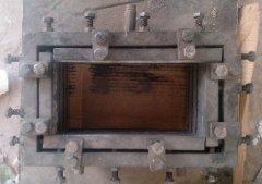 砖机耐磨合金机口