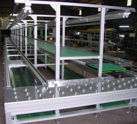 自动化设备框架/工业铝型材机架