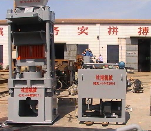杜甫耐火材料压砖机设备