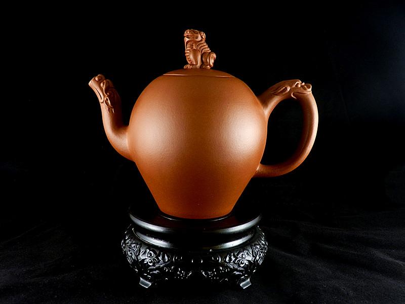 涤砂堂是石家庄紫砂壶中精品紫砂壶最多的!