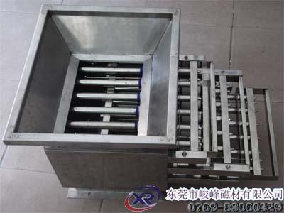 供应半自动粉料柜式除铁器,粉末除铁磁架,自动除铁器