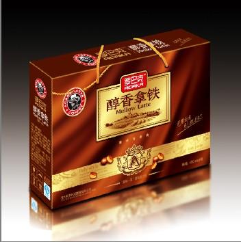 礼盒装罗巴克咖啡醇香拿铁420ml