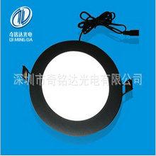 LED平板圆形天花灯