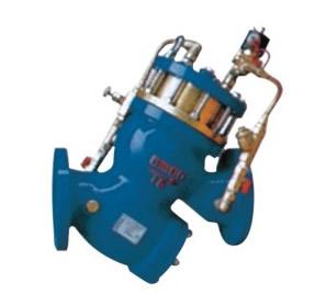 YQ98006电磁控制阀,水利控制阀