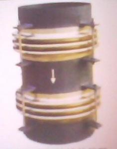 自由复式波纹补偿器