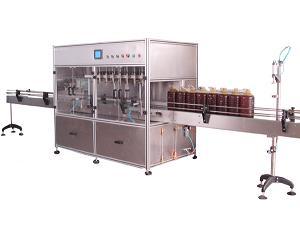 色拉油灌装机-刹车油灌装机-防冻液灌装机
