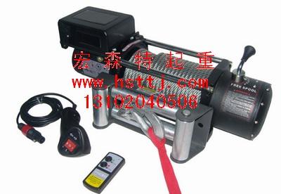 越野车电动绞盘-绞盘-进口电动绞盘