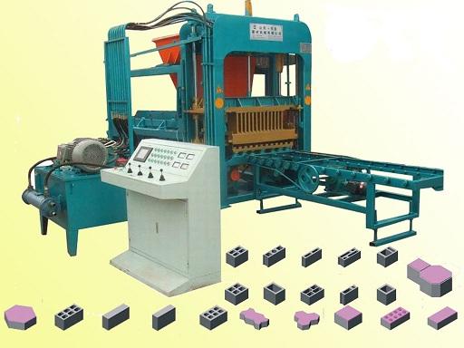 最快的速度水泥砖机,免烧砖机,郑州双狮真空砖机