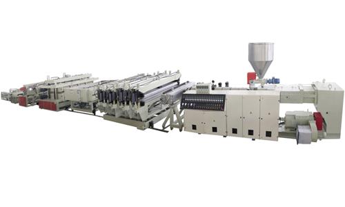 PVC发泡板材生产线