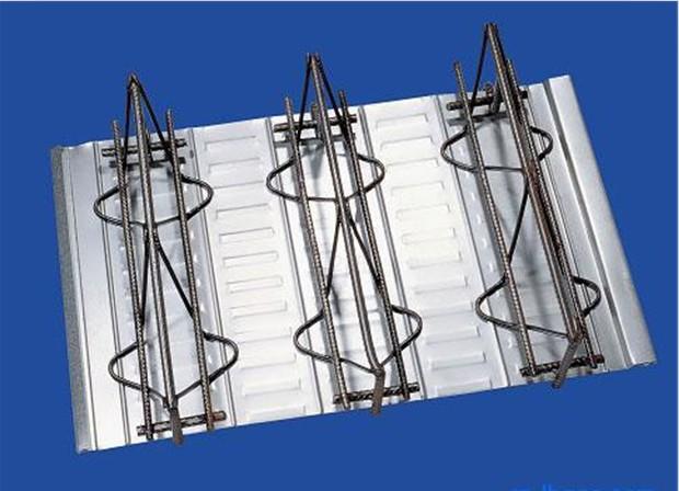 供应安美久钢筋桁架楼承板