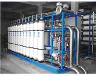 1000L/H一级反渗透水处理设备