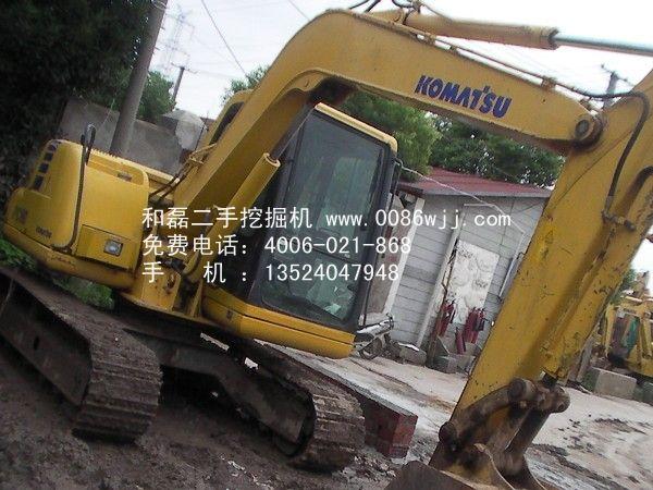 小松60-6二手挖掘机低价急售