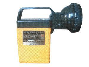 DF-4A可携式防爆强光工作灯