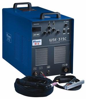 逆变交直流方波氩弧焊机 WSE-315C