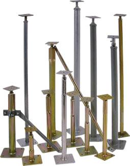 防静电高架地板配件--星光防静电地板郑州总公司