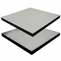 高密度复合防静电地板,抗静电复合地板--郑州星光防静电地板
