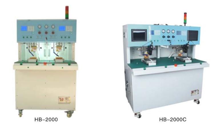 双压头双工位全自动脉冲热压机焊接机手机排线FPC热压机GPS排线