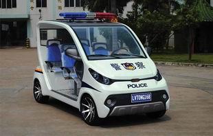 广西电动巡逻车