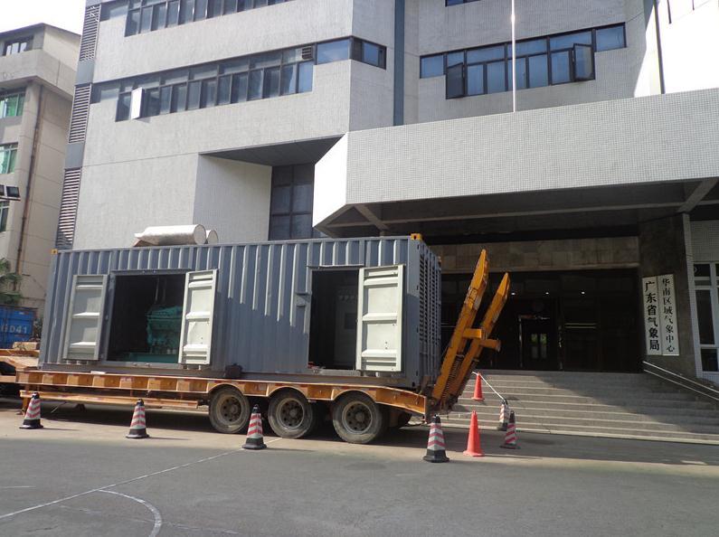 广州静音柴油发电机出租