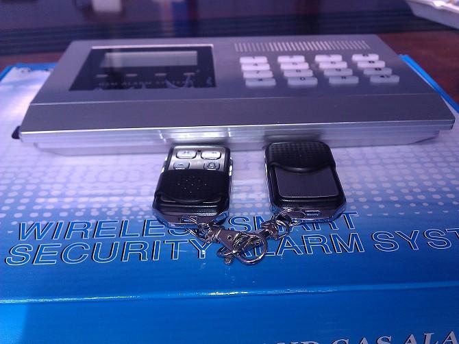 供应咸阳能拨打电话的无线防盗报警主机价格