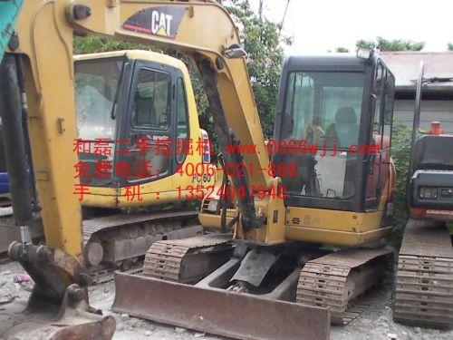 卡特305二手挖掘机价格低,原装进口卡特挖掘机特价
