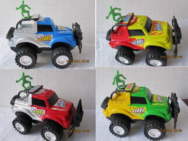 越野沙滩惯性车婴幼儿童玩具可作奶粉牛奶酸奶饼干糖果冻食品赠品广告促销礼品