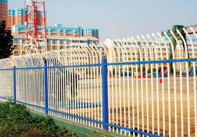 室内隔离栏 围墙防护栏 园林防护围栏