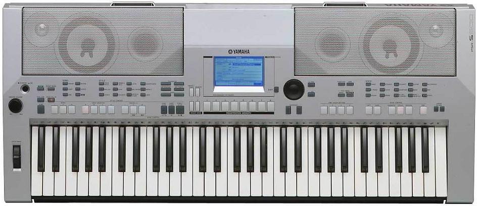 雅马哈psr-s500电子琴