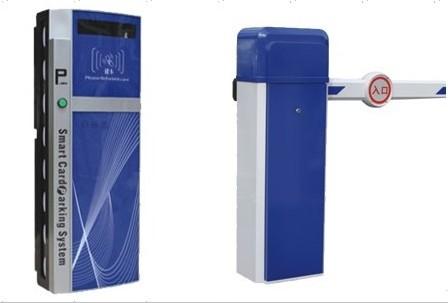车牌识别系统蓝牙刷卡停车场系统