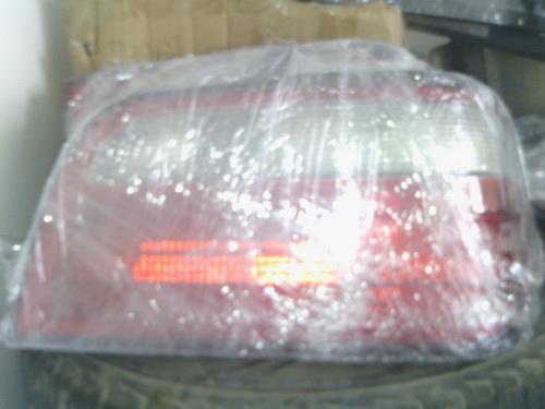 01年双龙主席 尾灯 叶子板 前门 ABS泵 刹车总泵 油箱 原