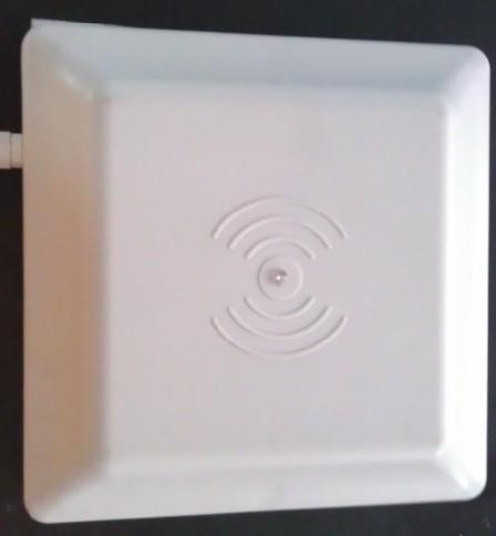 915M无源RFID中距离一体式读写器/远距离读卡器/超高频读卡