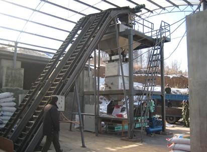 掺混肥设备生产工艺L