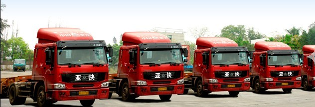 集报关、拖车、仓储一条龙服务的一流码头物流服务企业