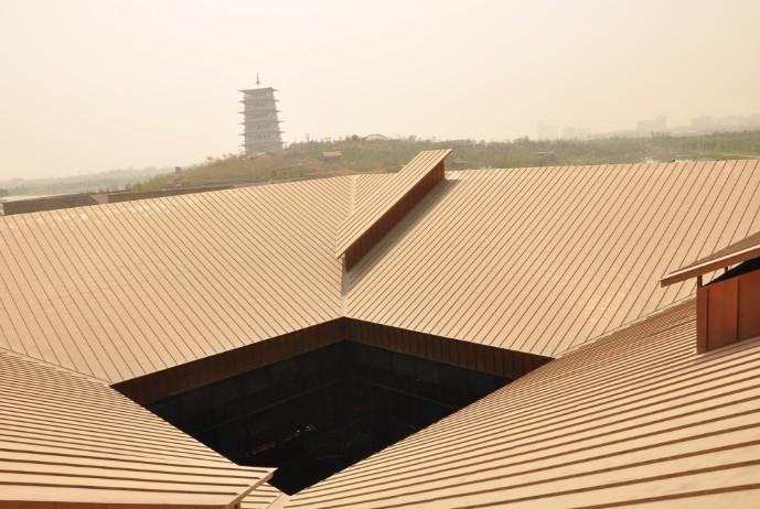 铝镁锰屋面板、钛锌板、铜屋面板、波纹板、侧嵌板、直立锁边屋面板、