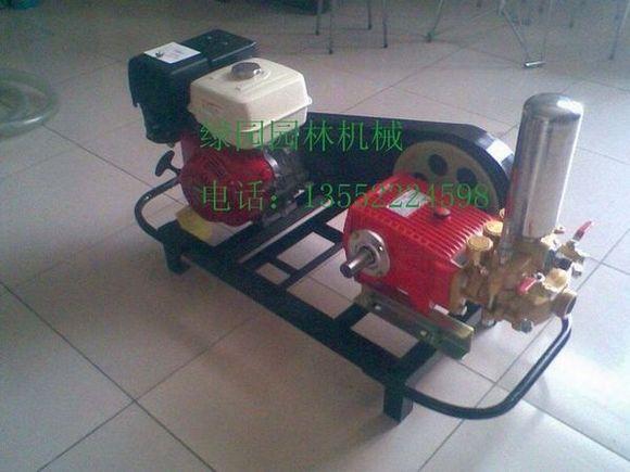 销售本田高压动力打药机 13马力打药机 城市园林绿化设备