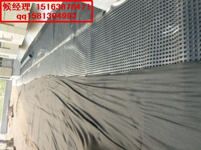 合肥排水板的价格&养鱼专用防渗橡胶布