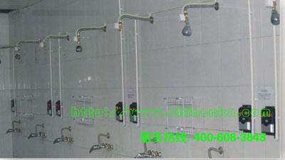 邵阳出租房专用防滴防漏计量式水表 防水IC卡水控机 节水设备